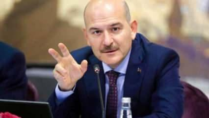Bakan Soylu'dan Fatih Altaylı'nın skandal sözlerine cevap!