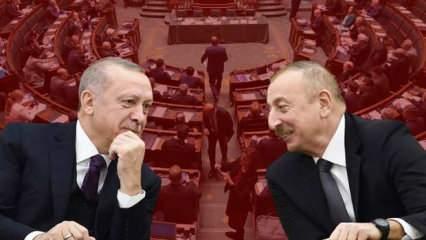 Belçika'da Azerbaycan ve Türkiye karşıtı karar! Ankara'dan sert tepki