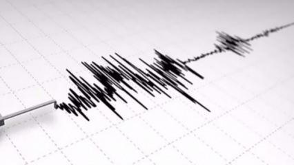 Son dakika: Balıkesir'de deprem