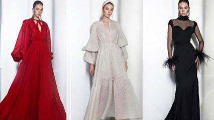 En güzel abiye modelleri 2021 | 2021 En şık abiye elbise modelleri