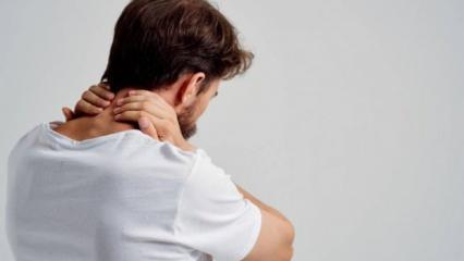 Ensede ağrı ve sertlik neden olur? Ense kökü ağrısı nasıl geçer?