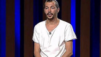 MasterChef Türkiye'de hedef tahtasına yerleştirilen Mustafa Aydın'ın Survivor sözleri olay oldu