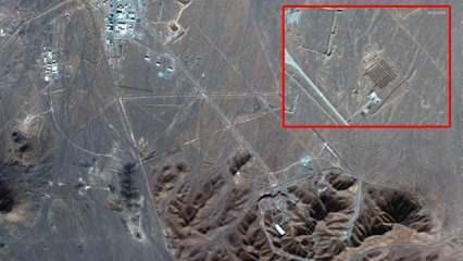 İran yer altına nükleer tesis inşa ediyor