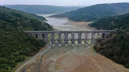 İstanbul barajlarında alarm verildi! İSKİ barajların doluluk oranını açıkladı