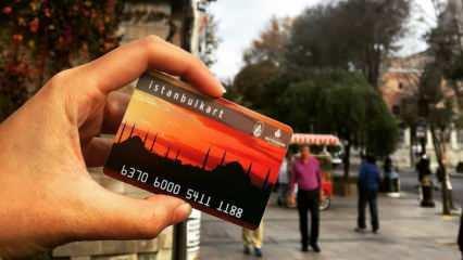 İstanbulkart HES kodu eşleşmesi nasıl yapılır? HES kodu İstanbulkart zorunluluğu başladı