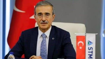 Savunma Sanayii Başkanı Demir'den yaptırım açıklaması