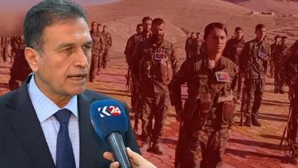 IKBY: Sincar, PKK tarafından işgal edildi