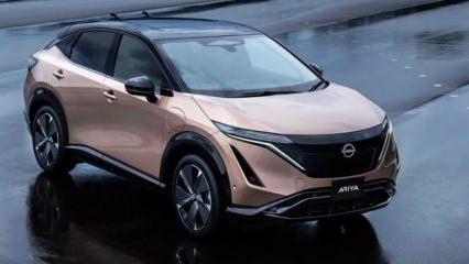 Nissan'ın 2030'a kadar tüm modelleri elektrikli olacak