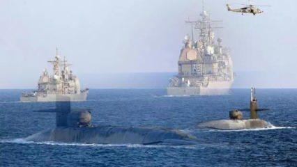 ABD ve İsrail'den tam da 6 Ocak öncesi nükleer denizaltı çıkarması