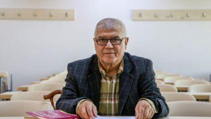 74 yaşındaki emekli öğretmen üniversiteyi birincilikle bitirdi