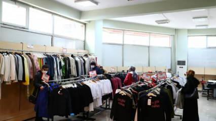 Bağcılar Belediyesi ihtiyaç sahiplerini unutmadı! 1500 aileye kışlık kıyafet yardımı yapıldı