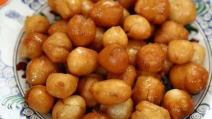 Cırık tatlısı nedir ve en kolay cırık tatlısı nasıl yapılır? Kastamonu'nun meşhur cırık tatlısı