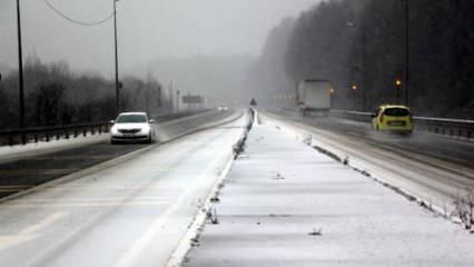 Son dakika haberi: Meteoroloji Ankara dahil birçok ili uyardı - İşte kar beklenen iller