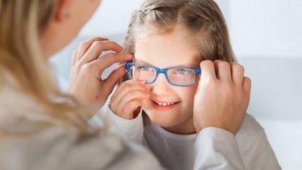 Çocuklarda göz kuruluğuna dikkat! Evde alınabilecek önlemler...