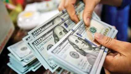 IMF açıkladı: Dolar darbe aldı! Sonun başlangıcı olabilir