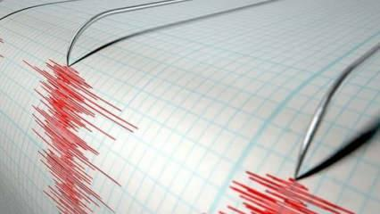Elazığ'da şiddetli deprem! AFAD'dan son dakika açıklaması