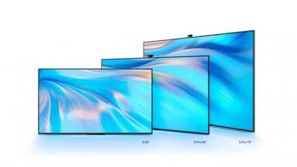 Huawei HarmonyOS sistemli akıllı TV'lerini tanıttı