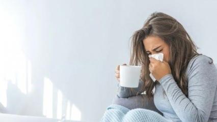 Kış hastalıklarına karşı korumasız kalmayın!