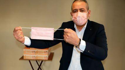 Koronavirüsü yüzde 99.9 oranında öldürüyor! Bakır iyonlu maske artık Türkiye'de