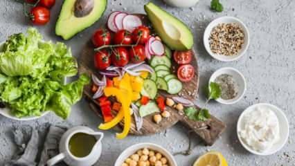 Koronavirüsün etkisini azaltıyor! Akdeniz diyeti hangi besinleri içeriyor?
