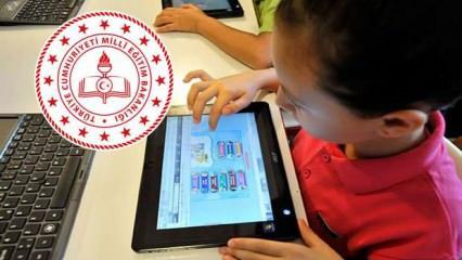 MEB ücretsiz tablet başvurusu nasıl yapılır? 500 bin tablet dağıtımı Ocak ayı ortasına kadar..
