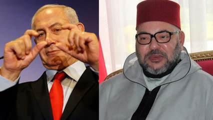Netanyahu, Fas Kralı 6'ncı Muhammed'i İsrail'e davet etti