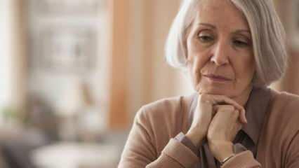 Rüyada yaşlı kadın görmek ne demek? Rüyada yaşlı kadınla konuştuğunu görmek neye işaret eder?