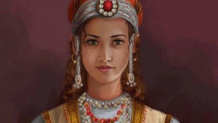 Müslüman Türk Devletleri'nin tek kadın sultanı Raziye Begüm Sultan!