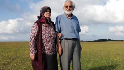 Tokat'ta yaşayan yaşlı çift 15 gün ara ile korona virüse yenik düştü