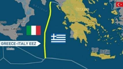 Yunanistan karasularını 12 mile çıkarmayı onayladı