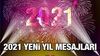 En güzel 2021 yeni yıl mesajları   En anlamlı ve özel yılbaşı mesajları ve sözleri