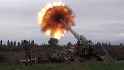 Ermenistan Azerbaycan'a saldırdı! Şehit ve yaralılar var
