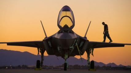 F-35'leri üreten firmadan açıklama: 2020 hedefleri tutmadı