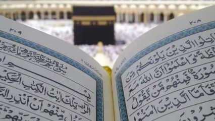 İnfitar Suresi konusu ve faziletleri nelerdir? İntifar suresi Arapça okunuşu ve meali...