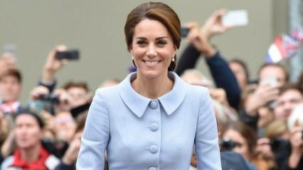 Kate Middleton 2020'de kıyafete 94 bin sterlin harcadı!