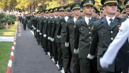 MSB muvazzaf subay alımı 2020 KPSS taban puanları açıklandı!