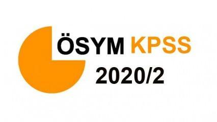 Memur alımı kontenjanları 2021! ÖSYM KPSS 2020/2 tercih kılavuzu ile şartlar ve kadrolar..