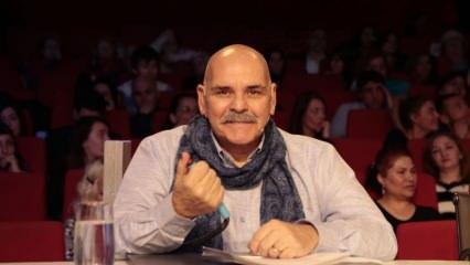 Usta oyuncu Rasim Öztekin iki ay önce abisini kaybetmişti!