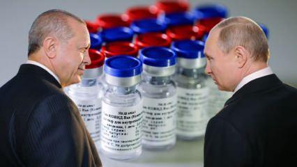 Erdoğan, Putin'in aşı teklifini kabul etti! Türkiye ve Rusya'dan ortak koronavirüs kararı