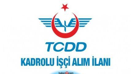 TCDD kadrolu işçi alımı devam ediyor! İŞKUR üzerinden başvuru nasıl yapılır?