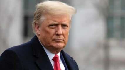 Son dakika: Trump'ın azledilmesi gündemde