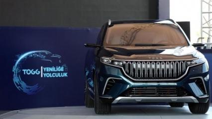 Yerli otomobil TOGG'da yeni gelişme! Bin 500 kişi istihdam edilecek