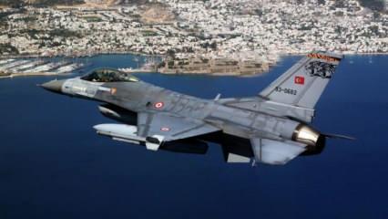 Türkiye Ege'deki hava üstünlüğünü Yunanistan'a kaybetti iddiası