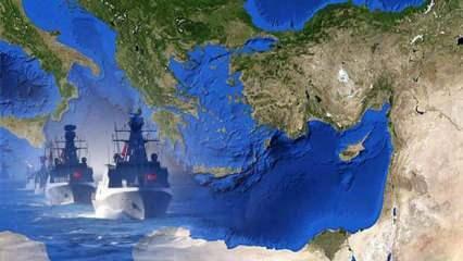 Türkiye'den Çin, İsrail, Yunanistan Ermenistan, Mısır ve BAE açıklaması! Atina'dan güvence