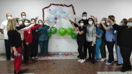 Türkiye'nin ilk koronavirüs karantina hastanesi yeni yıla hazırlandı!