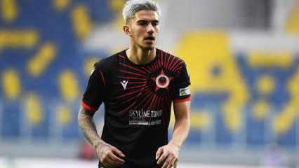 Trabzonspor, Berat Özdemir'i KAP'a bildirdi