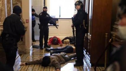 ABD karıştı! Senato basıldı...Ülke yanıyor! Türkiye'den son dakika açıklamaları