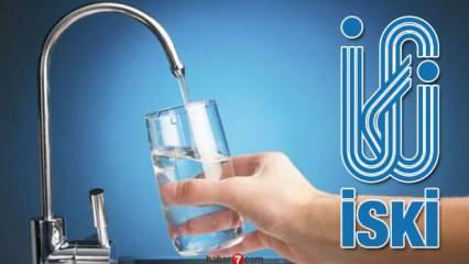 Başakşehir'de sular ne zaman gelecek? İSKİ mahalle mahalle su kesintisi saatlerini açıkladı!