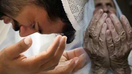 Başkasına dua etmek mi daha sevap dua almak mı? Hayır duası nasıl alınır? Hayra vesile olmak...