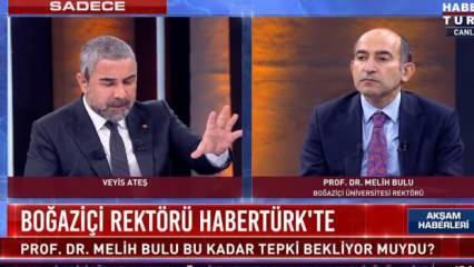 Boğaziçi Üniversitesi Rektörü Prof. Melih Bulu'dan son dakika açıklaması